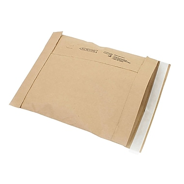 Staples Seal-and-Peel Closure Strip Padded #2 Mailer, 8-3/8