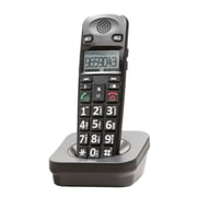 ClearSounds A700 DECT 6.0 Amplified Cordless Phone with Answering Machine