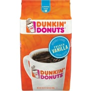 Dunkin' Donuts French Vanilla Ground Coffee, 20 oz