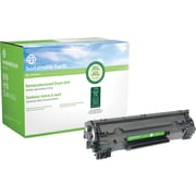 Sustainable Earth by Staples® Remanufactured Laser Toner Cartridge, Canon 137 (9435B001AA), Black