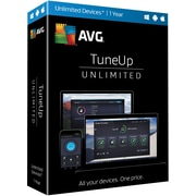 AVG TuneUp Unlimited Devices [Boxed]