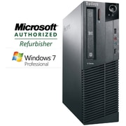 Refurbished Lenovo ThinkCentre M81 SFF Desktop Intel Core i3 3.1Ghz 4GB RAM 500GB Hard Drive Windows 7 Pro
