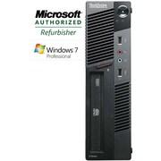 Refurbished Lenovo ThinkCentre M91 USFF Desktop Intel Core i5 3.1Ghz Processor 8GB RAM 180GB SSD Windows 7 Pro