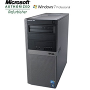 Refurbished Dell OptiPlex 980 Tower Intel Core i5 3.2Ghz 8GB RAM 1TB Hard Drive Windows 7 Pro