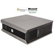 Refurbished Dell OptiPlex 755 USFF Desktop Intel Core 2 Duo 3.16Ghz 4GB RAM 320GB Hard Drive Windows 7 Pro