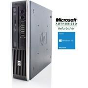 Refurbished HP 8000 Elite USFF Desktop Intel Core 2 Duo 3.0Ghz 4GB RAM 128GB SSD Windows 10 Home