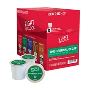 Eight O'Clock Coffee Original Decaf Keurig K-cup Pods, 24 Count (6425)