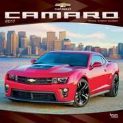 2017 Camaro Square 12x12