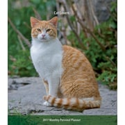 2017 Cat Lovers 3.5 x 6.5 Personal Planner(09781465082282)
