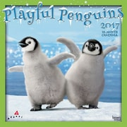 2017 Avanti Playful Penguins Square 12x12