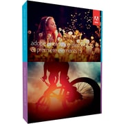 Adobe Photoshop and Premiere Elements 15