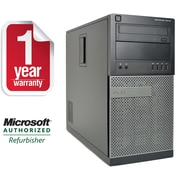 Refurbished Dell 9010 Tower Core i7 3.4Ghz 16GB RAM 2TB HDD Windows 10 Pro