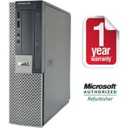 Refurbished Dell 960 Desktop Core 2 Duo 3.0Ghz 4GB RAM 250GB HDD Windows 10 Pro