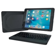 ZAGG Rugged Book and Keyboard-Apple iPad Air 2-Black case-Black KB