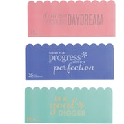 Erin Condren Mini Sticky Storage Pockets, Classic, 3/Pack (2431718)