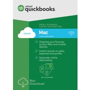 QuickBooks Mac Online 2017 (1 User) [Download]