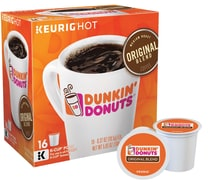 Single Serve & Keurig® K-Cup® Pods