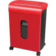 SENTINEL 10 SHEET RED MICROCUT PAPER SHREDDER