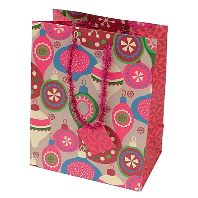 Gartner Studios Holiday Ornament Small Cub Gift Bag 10 x 8 15669 03