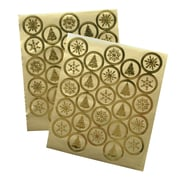 "Gartner Studios, Gold Foil Seals, 5.25"" x 6.25"", 50 Pack  (60835)"