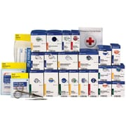 First Aid Only™ SmartCompliance™ Large First Aid Kit Refill, ANSI A+, W/ Medications