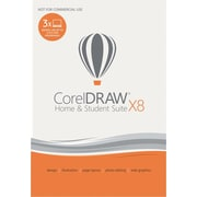 CorelDraw Home & Student Suite X8 for Windows (1 User) [Download]