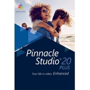 Pinnacle Studio 20 Plus for Windows (1 User) [Download]