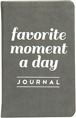 Eccolo Favorite Moments of the Day Journal 4 x 6 T320E ST