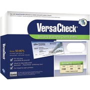VersaCheck® Security Business Check Refills - Form #1000 - Business Voucher - White Canvas - 250 Sheets