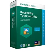 Kaspersky Total Security for Windows/Mac (1-3 Users)[Boxed]