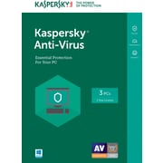 Kaspersky Anti-Virus 2017 for Windows (1 Year) (1-3 Users) [Download]