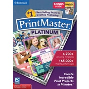 Printmaster Platinum v7 with Bonus Creativity Collection  (1 User) [Boxed]