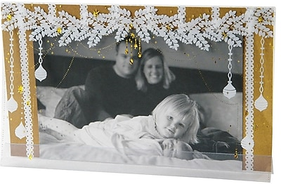 Gartner Studios Ornament Photocard 5 x 7 12 Pack 42801