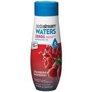 SodaStream Cranberry Raspberry Zero Calorie Sparkling Drink Mix, 440ml