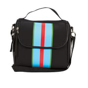 Cynthia Rowley, Stripe Lunch Bag, Multicolor (50613)