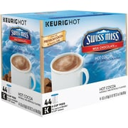 Swiss Miss Milk Chocolate Hot Cocoa K-Cup Pods 44 Count (2259481)