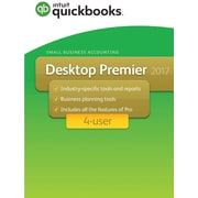 Quickbooks Desktop Premier 2017 for Windows (1-4 Users) [Download]