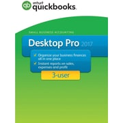 Quickbooks Desktop Pro 2017 for Windows (1-3 Users) [Download]