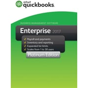 Quickbooks Desktop Enterprise Platinum 2017 for Windows (1-2 Users) [Download]