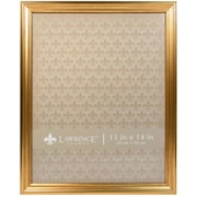 11x14 Sutter Burnished Gold Picture Frame