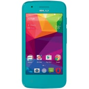 BLU Dash J D070X Unlocked GSM Dual-Core Android Phone - Blue