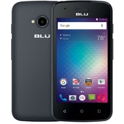 BLU Dash L2 D250U GSM Quad-Core Android v6.0 Phone - Black