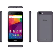 BLU Dash M2 D090U Unlocked GSM Phone - Gray