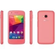 BLU Dash J D070X Unlocked GSM Dual-Core Android Phone - Pink