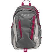 Jansport Agave Backpack, Forge Grey & Pink