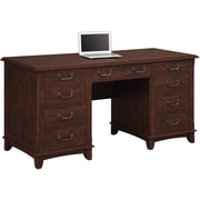 Whalen Nottingham Double Pedestal Desk