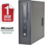 Refurbished HP 800 G1 SFF Desktop Core i5 3.2Ghz 8GB RAM 2TB HDD Windows 10 Pro