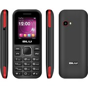 BLU Z3 Z090X GSM Phone Black/Red