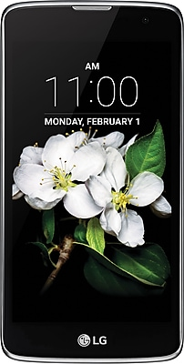 LG K7 AS330 Android Unlocked GSM Phone - Black 2436639