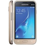 Samsung Galaxy J1 Mini 3G J105B DUOS Unlocked GSM Phone - Gold